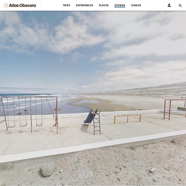 How an Agoraphobic Traveler Wanders the Earth - Atlas Obscura