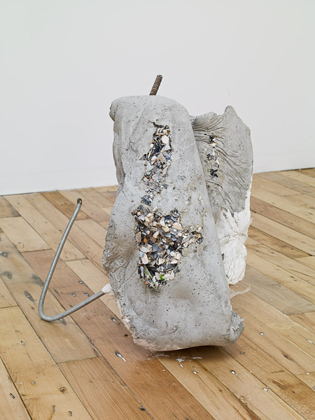 2012.06 Partially Buried, Jo Nigoghossian
