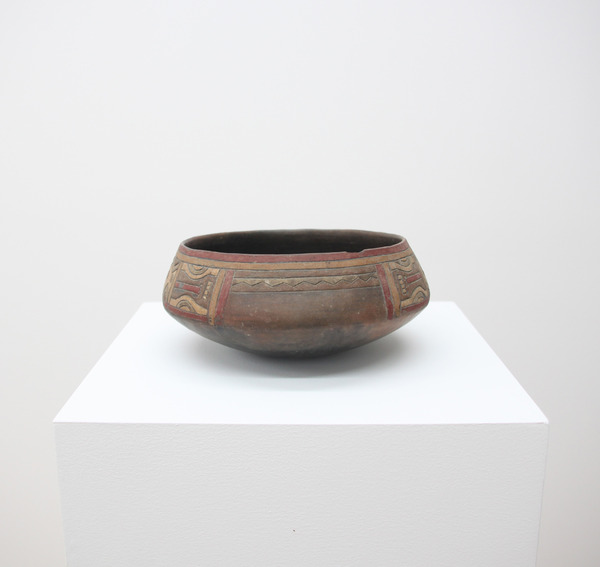 2012.06 Partially Buried, Pre-Columbian Paracas Culture