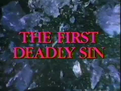 The First Deadly Sin 1980 TV trailer