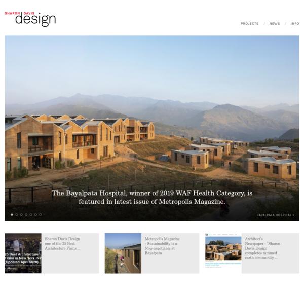 Design for Communities - Sharon Davis Design