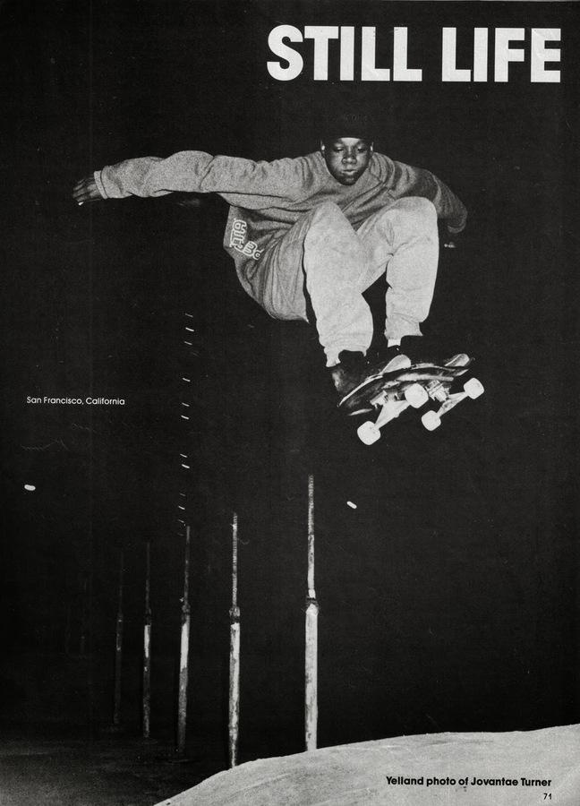 skate jump print