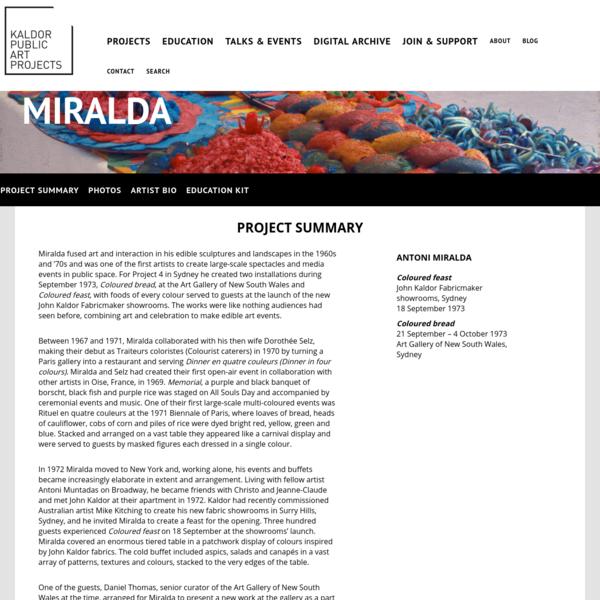 Project 04 - Miralda