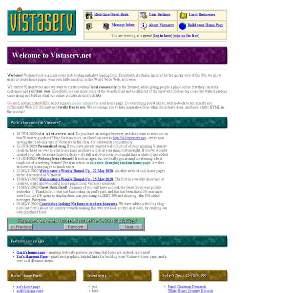Vistaserv.net
