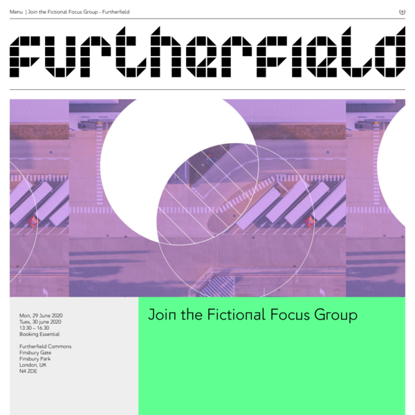 Join the Fictional Focus Group - Furtherfield