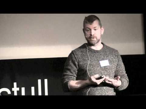 TEDxHornstull - John Higson - Sustainable Empowerment Platforms