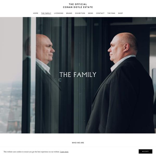 The Family - Arthur Conan Doyle - Official Website of the Sir Arthur Conan Doyle Family Estate