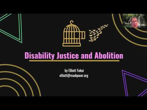 Disability Justice and Abolition with Elliott Fukui