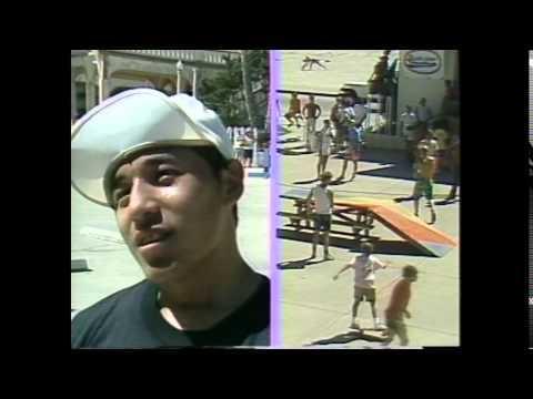 Mark GONZales wins 1985 Contest