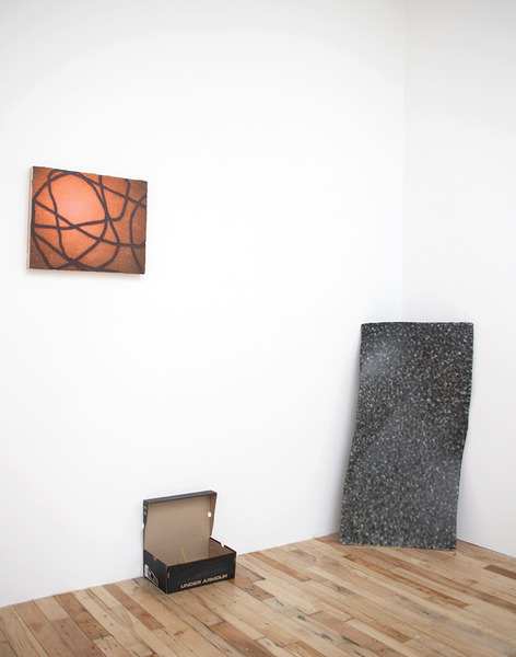 2012.10 Cole Sayer, Cole Sayer, Installation view, 2012