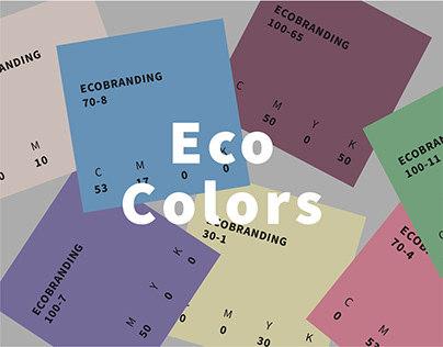 ECOBRANDING | Eco-Colors CMYK Guide