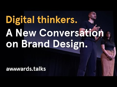 A New Conversation on Brand Design | R/GA Creative Directors | Jennifer Vano and Augustus Cook