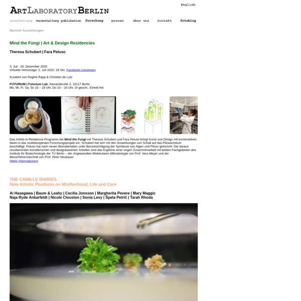 artlaboratory -berlin.org - - ausstellungen