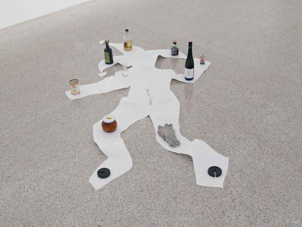 Anna-Sophie Berger, Drunk or Dead?, 2016