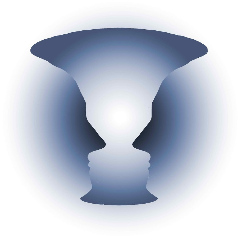 Chalice And Faces