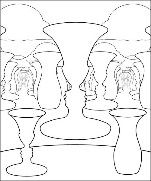 Chalices And Faces