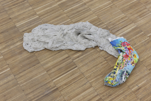 Anna-Sophie Berger, Concrete Coat (made in Italy), 2016