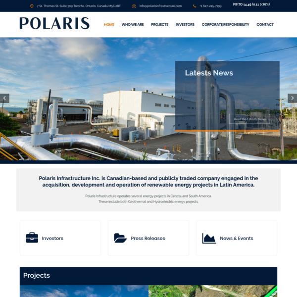 PIF - Polaris Infrastructure