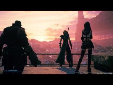 FINAL FANTASY VII REMAKE OST - A Solemn Sunset (Extended)