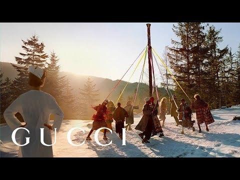 Gucci Fall Winter 2018 campaign: Gucci Collectors