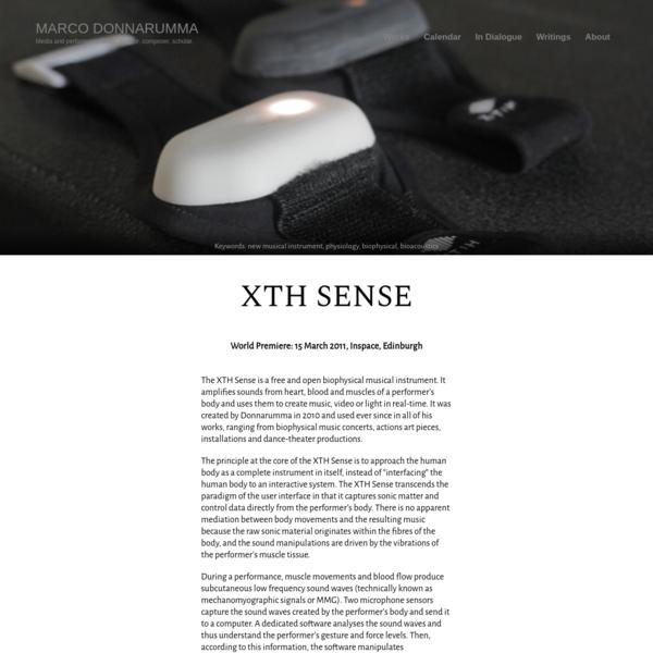 Xth Sense