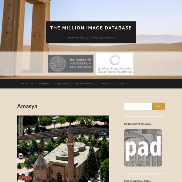 Amasya - THE MILLION IMAGE DATABASE