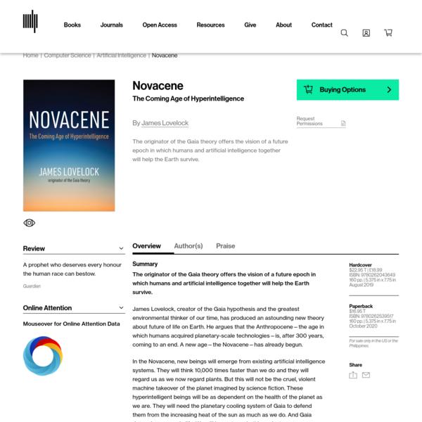 Novacene
