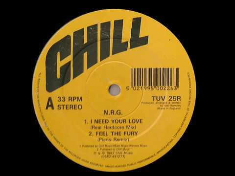 I Need Your Love (like the sunshine) - N.R.G. Original Mix 1992