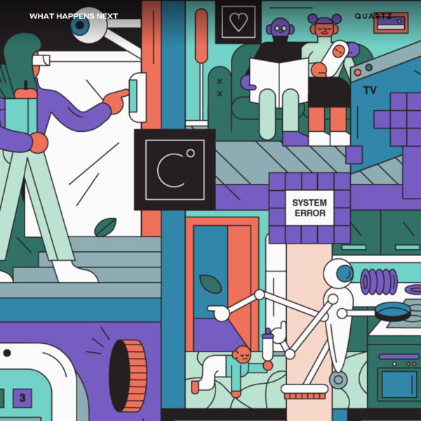 The Future of Home: How technology will reshape our home lives-and our privacy