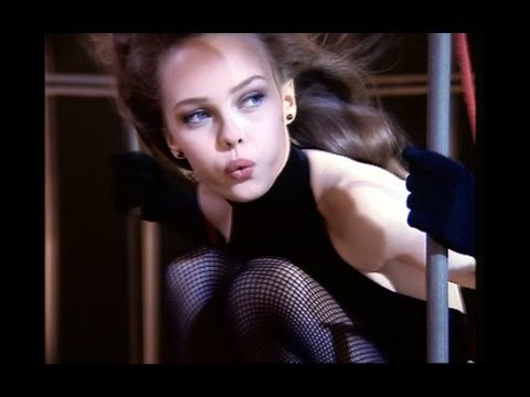"""COCO advertising film from 1991 """"L'esprit de Chanel"""" by Jean-Paul Goude with Vanessa Paradis © CHANEL 1991 Music: """"Stormy weather"""" by Harold Arlen"""