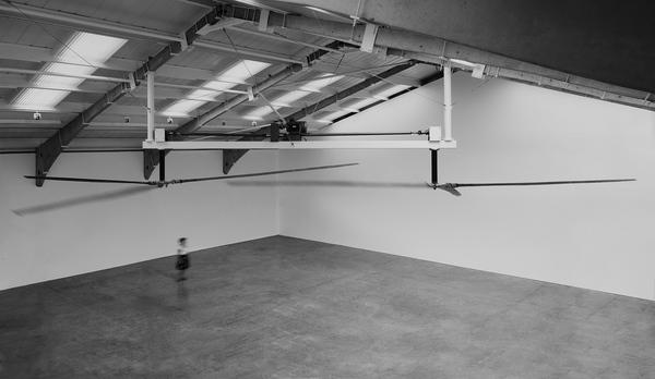 Fiona Banner - Chinook (42 revolutions per minute), 2014