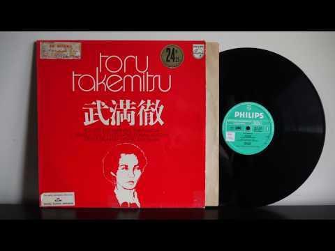 Toru Takemitsu (197?) Philips - 6527 003 Experimental Japanese Music