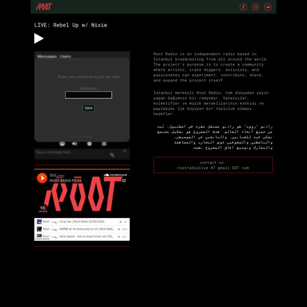 Root Radio Live