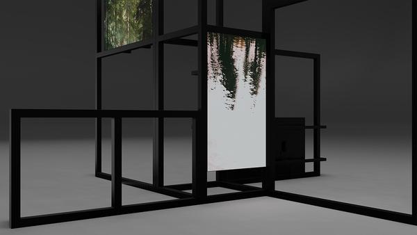 Shi Zheng - Umwelt [sim], 2020