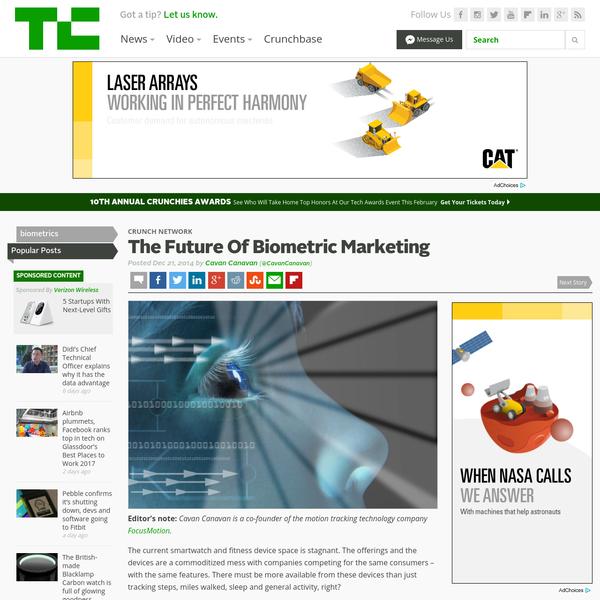 The Future Of Biometric Marketing