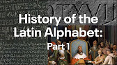 History of Letterforms