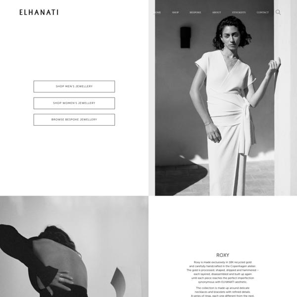ELHANATI Jewellery - ELHANATI