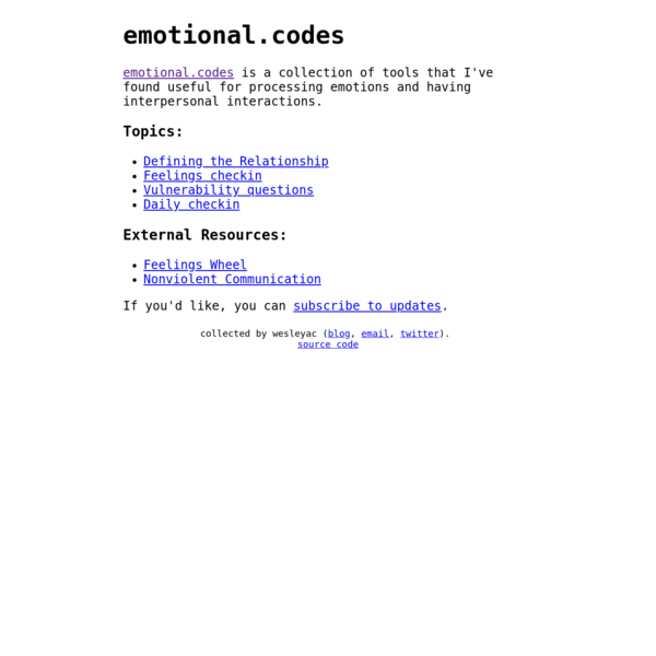 emotional.codes