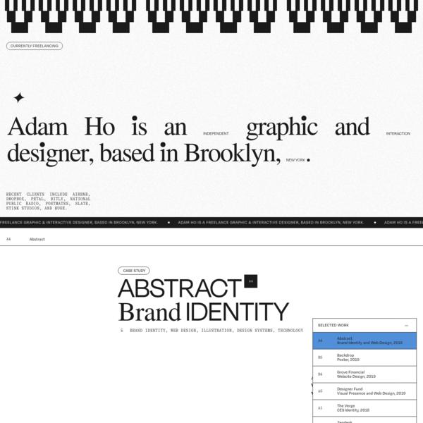 Adam Ho