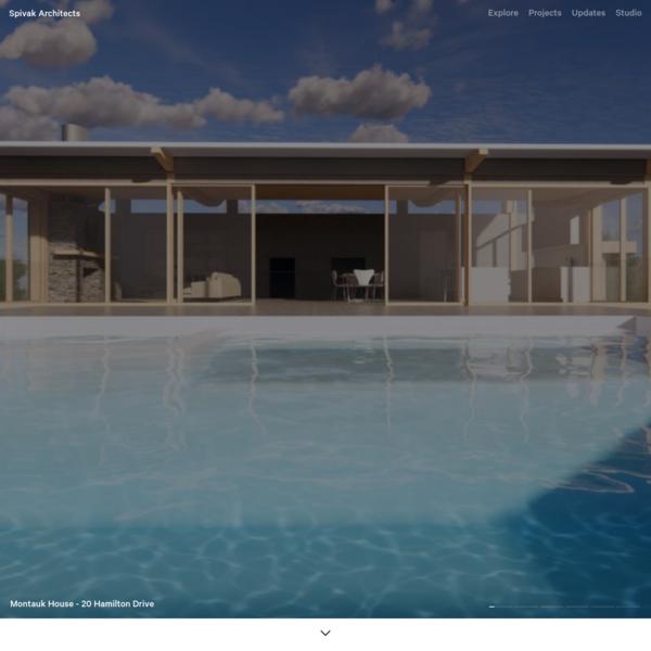 Explore | Spivak Architects