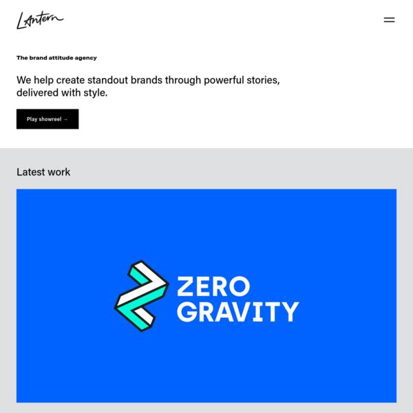 Branding Agency London l Lantern