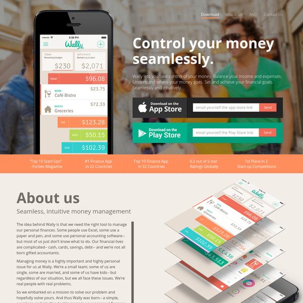 Wally - Personal Finance App