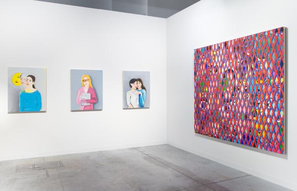 Becky Kolsrud, Art Basel Miami Beach, 2016