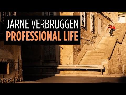 """Jarne Verbruggen's """"Professional Life"""" Part"""