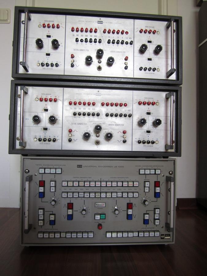 Klein & Hummel UE-100/1000