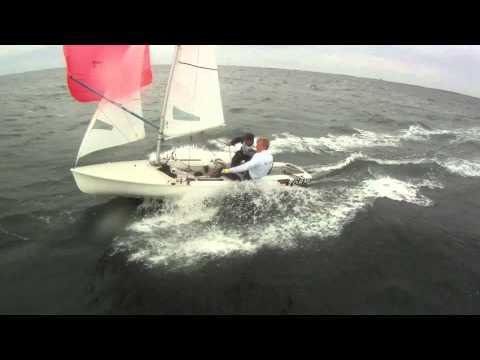 Awesome 470 sailing [HD]