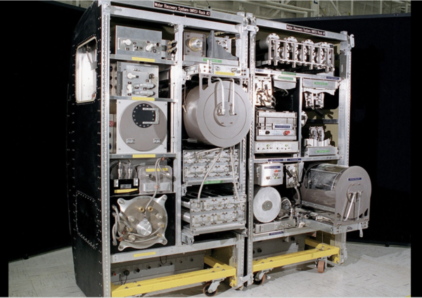 Water Recovery System at the International Space Station