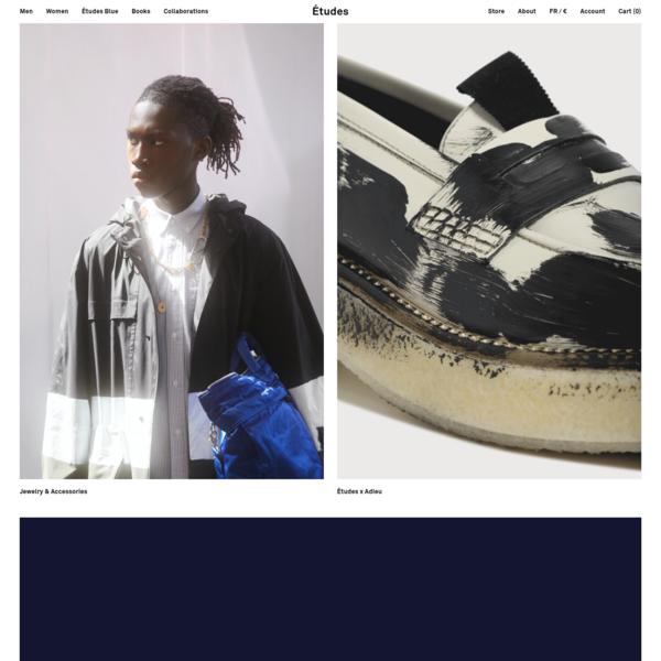 Études | Official Website