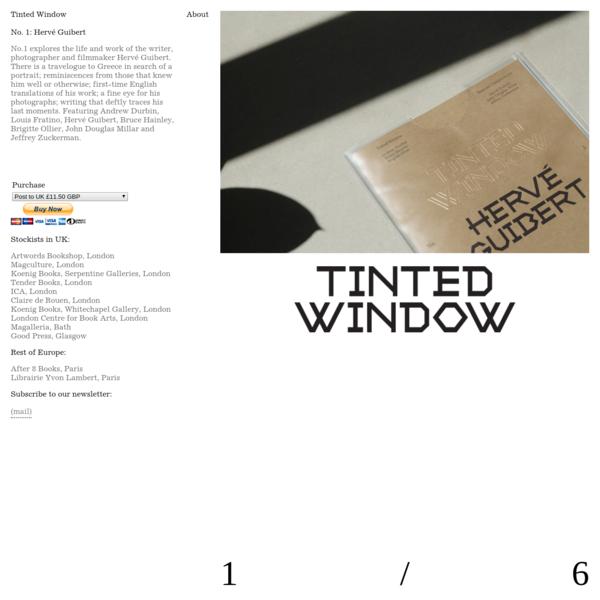 Tinted Window
