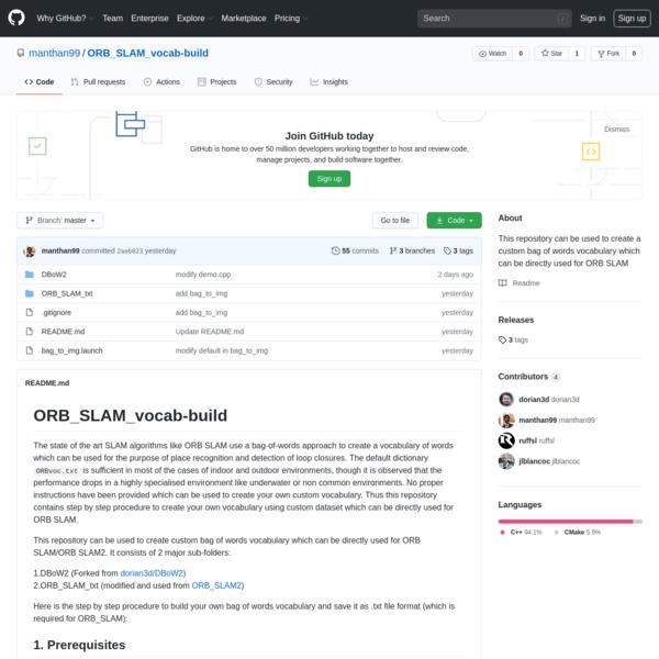 manthan99/ORB_SLAM_vocab-build